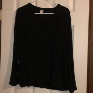 Old navy blouse sz M